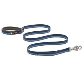 Ruffwear Flat Out Leash, Bleu pétrole/gris